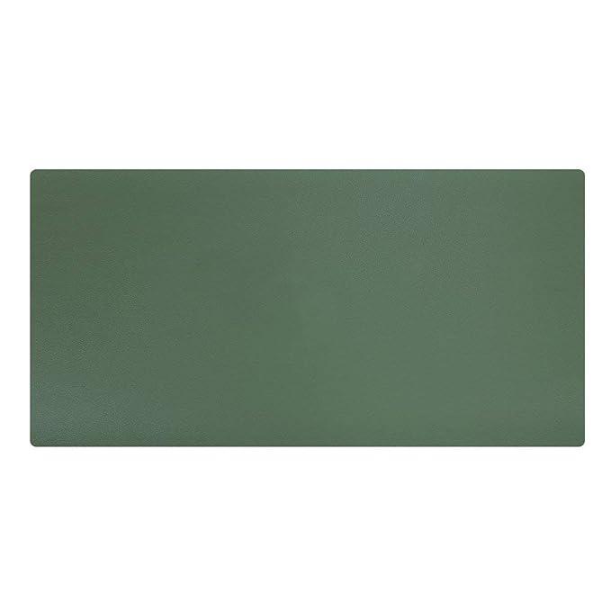 15 opinioni per LiLan Sottomano per Scrivania in Pelle PU (Verde, 120X60CM)