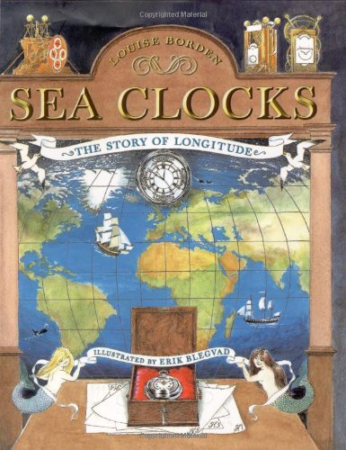 Sea Clocks Longitude Louise Borden product image