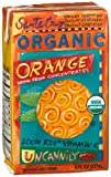 Santa Cruz Organic Orange Juice, 8-Ounce Aseptic Boxes (Pack of 27)