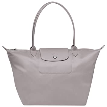Longchamp Taschen Grau