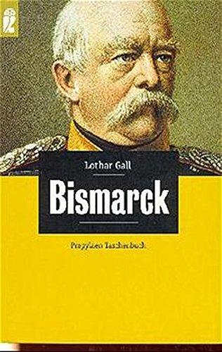 bismarck der weisse revolutionr ullstein taschenbuch band 26515 amazonde lothar gall bcher