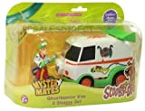 SCOOBY-DOO MYSTERY MATES GHOSTHUNTER VAN & SHAGGY SET NEW by Character Options