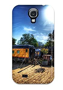 ChriDD Scratch-free Phone Case For Galaxy S4- Retail Packaging - Photography Hdr