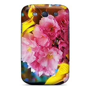 WiqEbZQ7868mJswW Anti-scratch Case Cover AnnetteL Protective Fruit To Follow Case For Galaxy S3