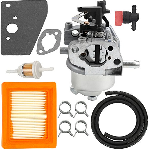 - Harbot XT675 14 853 68-S Carburetor with 14 083 15-S Air Filter Tune Up Kit for Kohler XT650 XT6.5 XT6.75 Engine Toro Lawn Mower