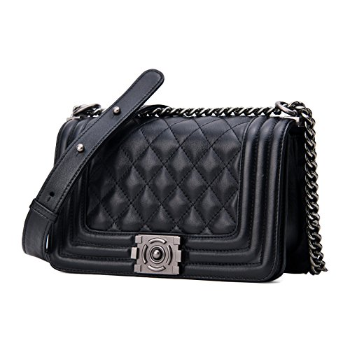 Quilted Lambskin Single Flap - 2