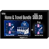 Dream Water Home and Travel Bundle, GREAT VALUE, Sleep Anywhere, FREE Powder 10pk