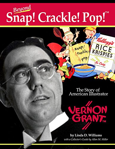 Crackle Pop (Beyond Snap! Crackle! Pop! The Story of American Illustrator Vernon Grant)