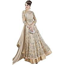 Delisa Readymade New Designer Bollywood Indian/Pakistani Anarkali Suit VF