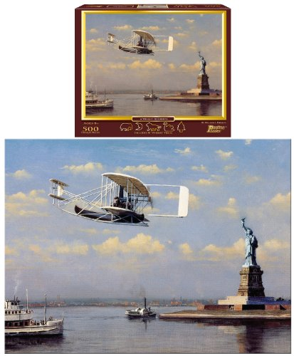 A Wright to Liberty 500-Piece Puzzle