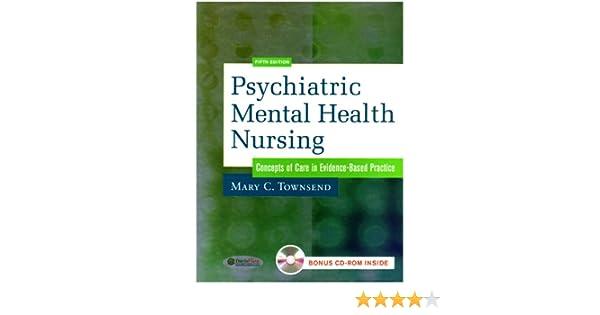 Psychiatric Mental Health Nursing Concepts Of Care 9780803614574