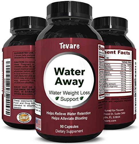 Water Away Diuretic Pills Supplement product image