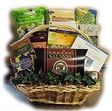 Deluxe Healthy Dieter Healthy Gift Basket