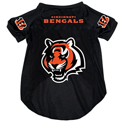 c9c20bf2 Cincinnati Bengals Pet Dog Football Jersey Alternate LARGE