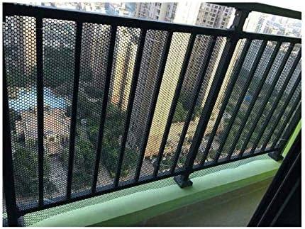 ZGQSW Red de Valla de Seguridad for Niños, Red Anticaída en el Balcón de la Escalera, Red de Cría de Pollos, Patos y Conejos, Red de Protección del Césped, Red de Plástico,
