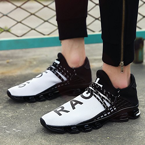 Licht Männliche Mode Super Billige Sneaker Schuhe Lace Atmungsaktive Neue Weiß up XIANV Für Freizeitschuhe Männer Licht CXIv1wBq