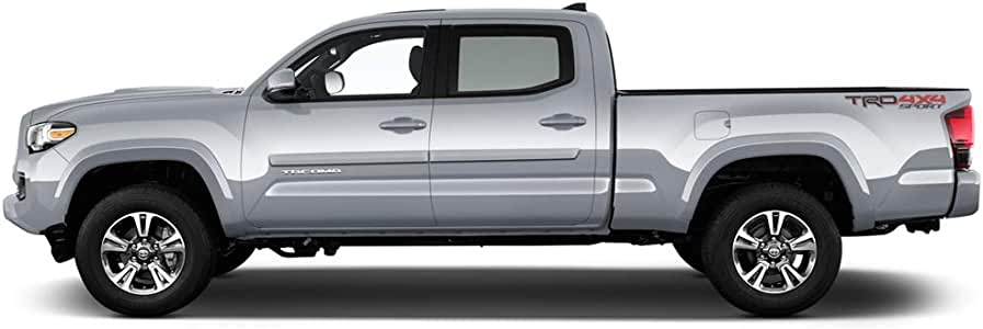 Dawn Enterprises FE2-4RUN Finished End Body Side Molding Compatible with Toyota 4Runner 8S6 NAUTICAL BLUE