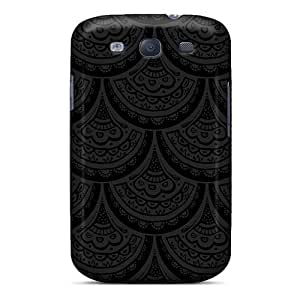 Galaxy S3 Case Slim [ultra Fit] Fancy Scales Protective Case Cover
