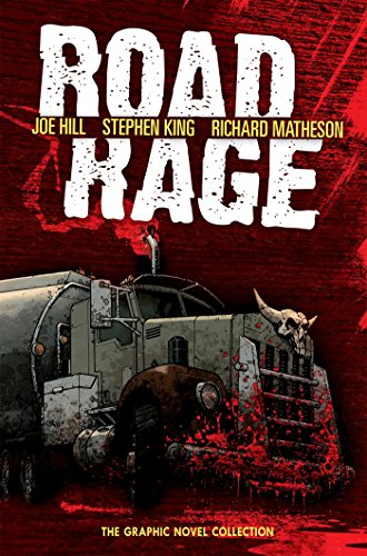 Book cover from Road Rageby Joe Hill