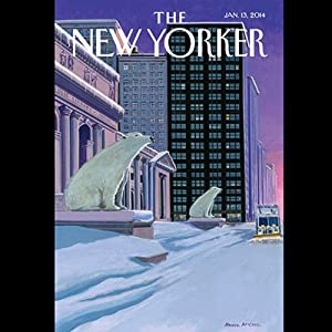 The New Yorker, January 13th 2014 (Rebecca Mead, Evan Osnos, Evgeny Morozov) Periodical