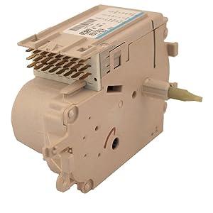 Whirlpool W8557301 Washer Timer Genuine Original Equipment Manufacturer (OEM) Part