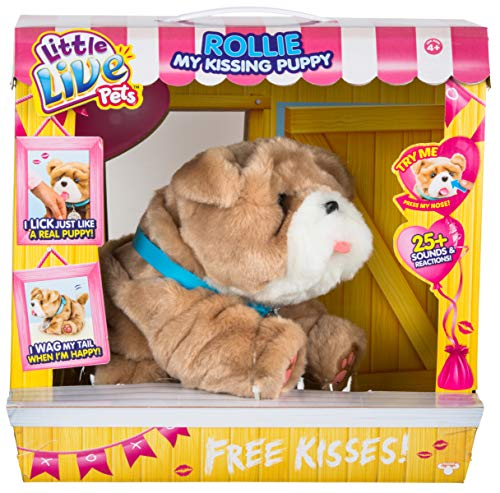 Little Live Pets - My Kissing Puppy - Rollie