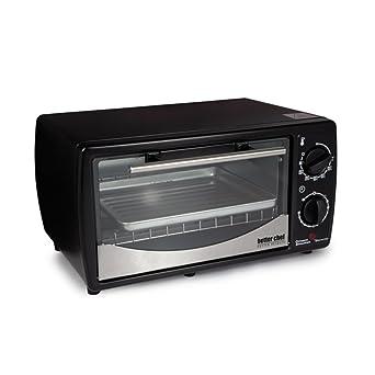 Amazon.com: Mejor Chef im-256b 9-liter horno tostador ...
