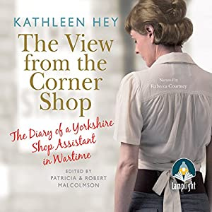 The View from the Corner Shop Audiobook