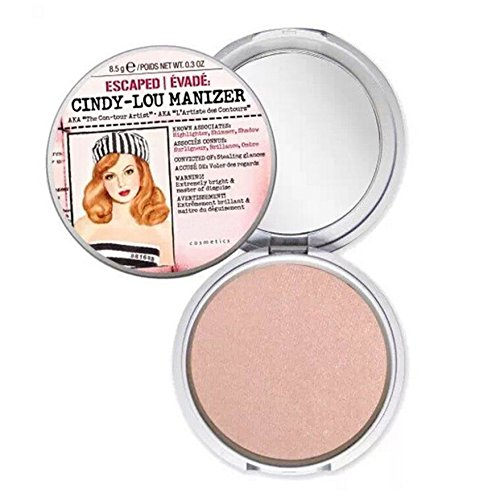 Eye shadow in the form of three beautiful women Marry Betty and Cindy best seller product/High quality/New (Cindy-Lou)