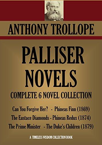 PALLISER NOVELS COMPLETE 6 NOVEL COLLECTION Collection ebook product image