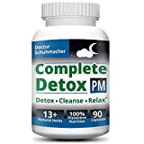 Longevity Complete Detox [PM] - Rapid whole body detox with support for deeper sleep & better relaxation - Colon