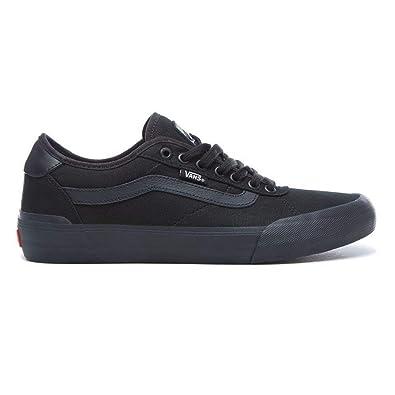 6576c7f77f3 Vans Chima Pro 2 Canvas Blackout  Amazon.co.uk  Shoes   Bags