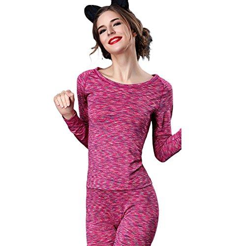 Dreamworldeu - Pijama - para mujer Hot Pink