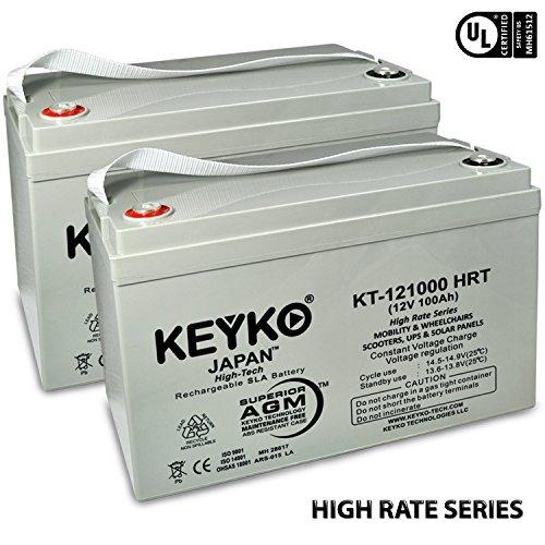 100ah agm deep cycle battery - 6
