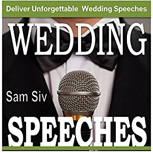 Wedding Speeches Audiobook