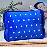Beyda Rechargeable Multi-purpose Portable Electric Heating Pad Cordless Warmer in 4 Colors (Dark Blue)