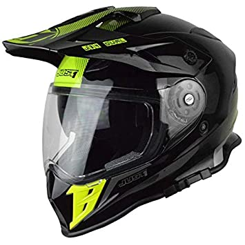 JUST1 casco J34 aventura forma