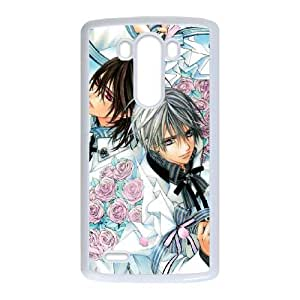 LG G3 Phone Cases White Vampire Knight FAL979180