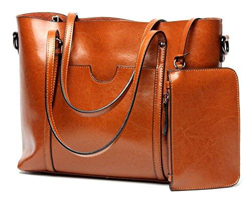 Leather Handbags - 1