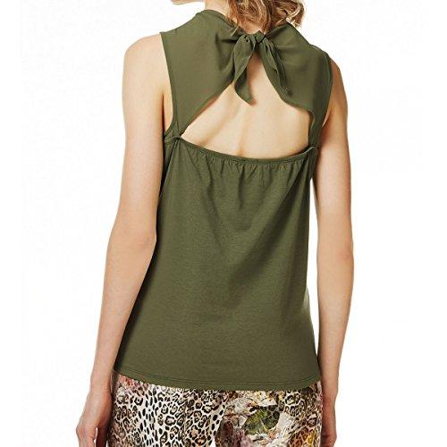 Liu Jo - Camiseta de manga larga - para mujer Verde