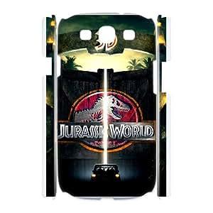 Lovely Jurassic World Phone Case For Samsung Galaxy S3 I9300 N56845