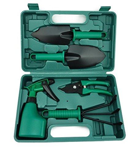 V-NO 5 Piece Garden Tools Set - Gardening Tools - Gardening