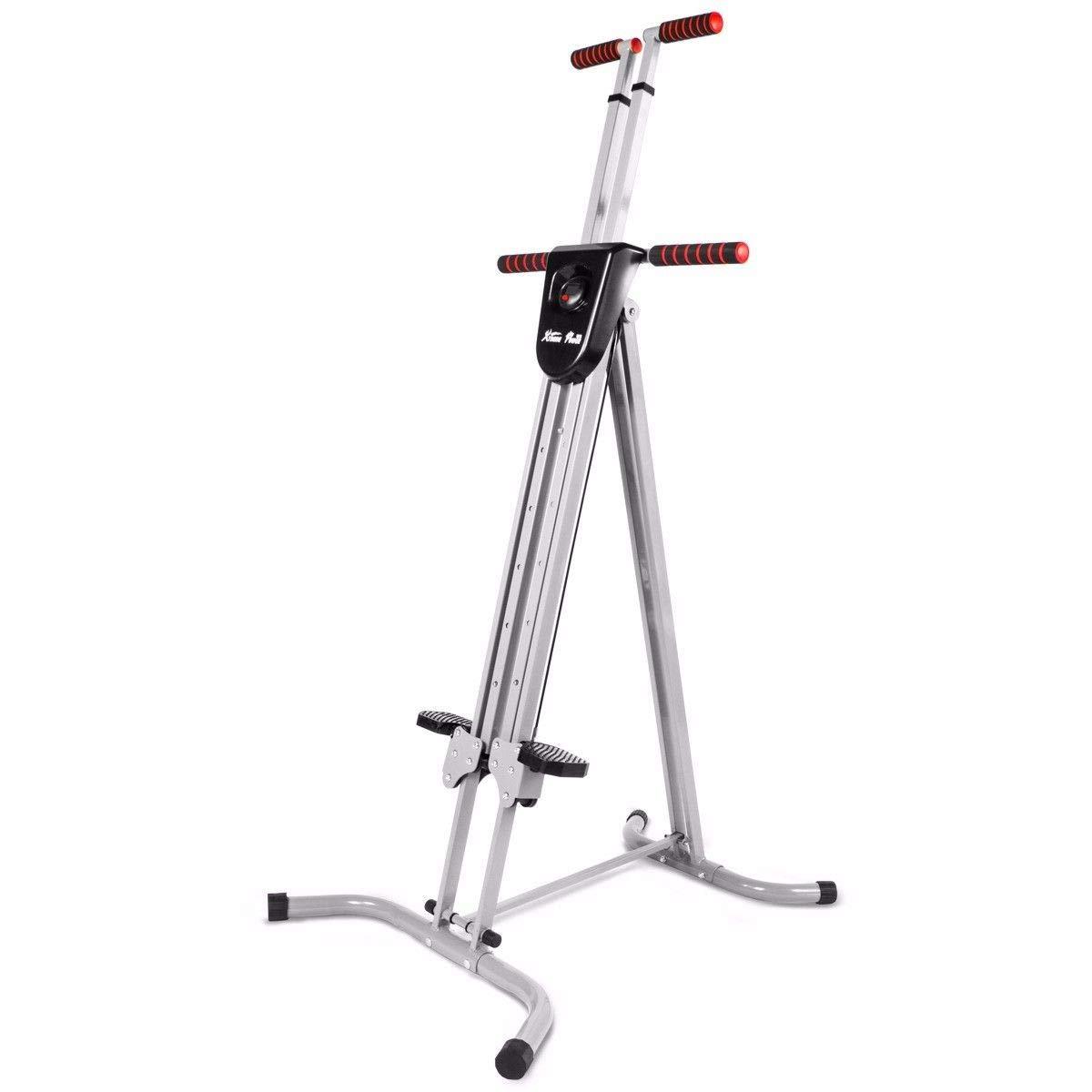 XtremepowerUS Vertical Climber Fitness Cardio Exercise Machine by XtremepowerUS (Image #4)