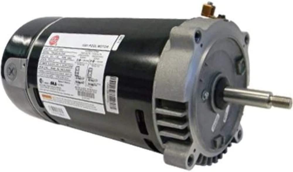 Nidec AST165 1.65 Horsepower 56J C-Flange Replacement Swimming Pool Pump Motor