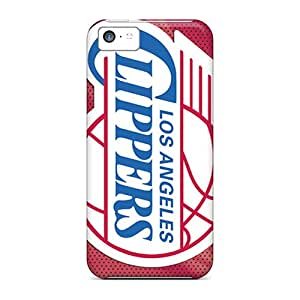 BZgcQtU980 Tpu Case Skin Protector For Iphone 5c Los Angeles Clippers With Nice Appearance