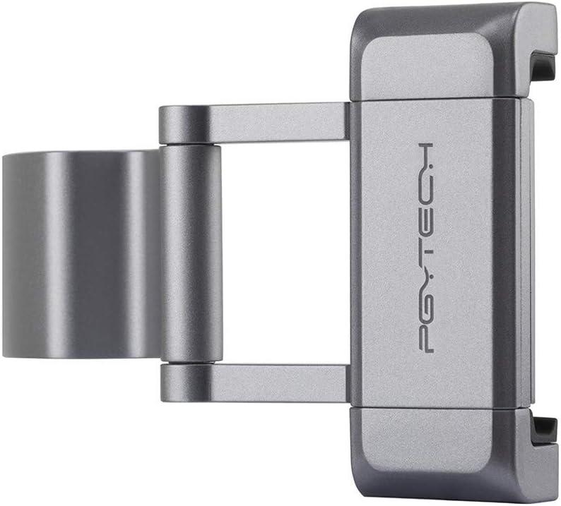 Cathy Clara Tripod Holder PGYTECH Phone Metal Holder Adapter/&Tripod Protector Foldable for DJI OSMO Pocket Gimbal Camera