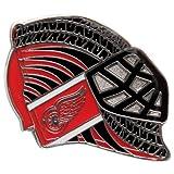 Detroit Red Wings Goalie Mask Pin