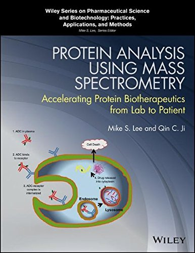 Protein Analysis Using Mass Spectrometry  Accelerating Protein Biotherapeutics From Lab To Patient  Wiley Series On  Pharmaceutical Science And Biotechnology  Practices       Applications And Methods