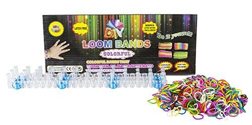Magic Deluxe Kit (Deluxe Magic Loom Rubber Band Bracelet Kit)