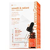 Dr Dennis Gross Smooth & Radiant Kit 14 Day Extra Strength & Deluxe Ferulic Brightening